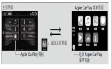 冠道Apple CarPlay 智能车载互联