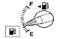 比亚迪g3燃油表