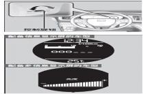 奥德赛仪表盘亮度控制说明