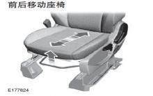 福克斯手动座椅调整