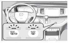 奥德赛后除雾器/车门后视镜加热按钮