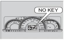 艾力绅无钥匙遥控器提醒