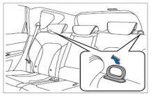 哈弗h6后排座椅靠背倾角调节