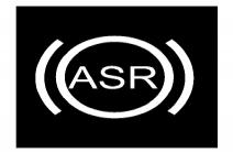 东风天龙ASR系统指示灯