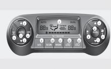 现代ix35自动空调控制系统图解
