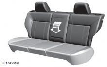 福克斯后排座椅扶手调整