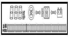 比亚迪e6功率表