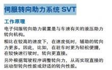 宝马1系伺服转向助力系统SVT